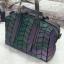 กระเป๋าสะพายแฟชั่น กระเป๋าสะพายข้างผู้หญิง Bao Bao Robot Logo สีรุ้ง [สีรุ้ง] thumbnail 4
