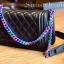 กระเป๋าสะพายแฟชั่น กระเป๋าสะพายข้างผู้หญิง CN RAINBOW 10 Inch [สีดำ] thumbnail 4