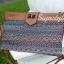 กระเป๋าครัช กระเป๋าถือ สายสะพาย วินเทจ(คลัทช์ปักลายวินเทจ) [สีดำ] thumbnail 3