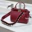 กระเป๋าสะพายแฟชั่น กระเป๋าสะพายข้างผู้หญิง Fendi candy stud [สีแดง] thumbnail 3