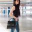 กระเป๋าสะพายข้าง กระเป๋าถือ Big BOYY [สีดำ] thumbnail 3