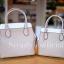 กระเป๋าสะพายแฟชั่น กระเป๋าสะพายข้างผู้หญิง The BOX 24 CM [สีครีม] thumbnail 5