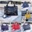 กระเป๋าสะพายแฟชั่น กระเป๋าสะพายข้างผู้หญิง City mini bag [สีกรม] thumbnail 4