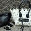 กระเป๋าสะพายแฟชั่น กระเป๋าสะพายข้างผู้หญิง Celine Pyramid [สีขาว] thumbnail 4