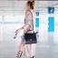 กระเป๋าสะพายแฟชั่น กระเป๋าสะพายข้างผู้หญิง Days bag [สีเทา] thumbnail 2