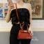กระเป๋าสะพายแฟชั่น กระเป๋าสะพายข้างผู้หญิง Kelly Toy [สีแดง] thumbnail 1