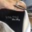 กระเป๋าสะพายแฟชั่น กระเป๋าสะพายข้างผู้หญิง สะพายสองแบบ [สีดำ] thumbnail 4