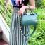 กระเป๋าสะพายแฟชั่น กระเป๋าสะพายข้างผู้หญิง Fendi candy stud [สีเขียว] thumbnail 2