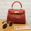 กระเป๋าสะพายแฟชั่น กระเป๋าสะพายข้างผู้หญิง Kelly Toy [สีแดง] thumbnail 3