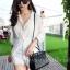 กระเป๋าสะพายแฟชั่น กระเป๋าสะพายข้างผู้หญิง Baby heart [สีดำ] thumbnail 1