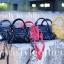 กระเป๋าสะพายแฟชั่น กระเป๋าสะพายข้างผู้หญิง City mini bag [สีกรม] thumbnail 5