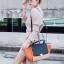 กระเป๋าสะพายแฟชั่น กระเป๋าสะพายข้างผู้หญิง Days bag [สีส้ม] thumbnail 4