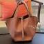 กระเป๋าสะพายแฟชั่น กระเป๋าสะพายข้างผู้หญิง Picotin size L [สีดำ] thumbnail 5