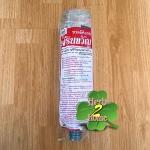 ขวดดีท๊อกซ์ ฟ้ารินขวัญ (ฝาสีเขียว) เหมาะกับผู้ที่เริ่มทำ ขวดพลาสติก สายยาง ตัวล็อก ฝาสีเขียว