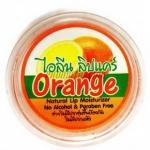 ลิปแคร์ทาริมฝีปาก นุ่มชุ่มชื้น ไอลีน กลิ่นส้ม Orange (10 g.) ช่วยให้ริมฝีปากนุ่ม ชุ่มชื้น สวยงาม ป้องกันริมฝีปากแตกแห้ง จากแสงแดด ลม อากาศเย็น