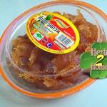 สับปะรดกวน 320กรัม ของฝากอาหารแปรรูป จากเมืองสามอ่าว ประจวบคีรีขันธ์ตราศุภลักษณ์ Pineapple Jam