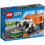 LEGO City 60118 Garbage Truck