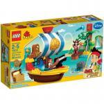 LEGO DUPLO 10514 Jakes Pirate Ship Bucky