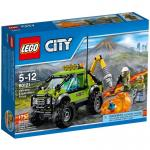LEGO City 60121 Volcano Exploration Truck