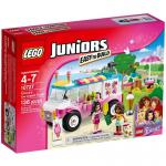 LEGO Juniors 10727 Friends Emma of ice cream car