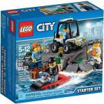 LEGO City 60127 Prison Island Starter Set