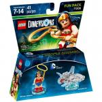LEGO Dimensions 71209 DC Wonder Woman Fun Pack
