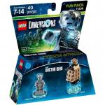 LEGO Dimensions 71238 Dr. Who Cyberman Fun Pack