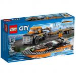 LEGO City 60085 Great Vehicles with Powerboat