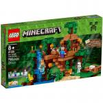 LEGO Minecraft 21125 The Jungle Tree House (Repack)