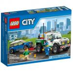 LEGO City 60081 Great Vehicles Pickup Tow Truck