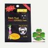 มาส์กโคลนดำ ลอกสิวเสี้ยน 10ml. เฟซี่ ช่วยควบคุมความมัน กระชับรูขุมขน เป็นมาส์กที่เหมาะกับท่านที่มีสิว ผิวหน้ามัน รูขุมขนกว้าง หรือผิวแพ้ง่าย ไหม้เกรียมแดด Facy Black Mud Sebum Control Mask ด้วยประโยชน์จาก แร่ธาตุโคลนดำทะเลสาป ผสานคุณค่าสาหร่ายทะเลสีเขียวแ