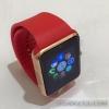 นาฬิกาโทรศัพท์ Smartwatch รุ่น GT08 Android Watch Phone (เมนูภาษาไทย) สีทอง - ส้ม ราคา 1,090 บาท