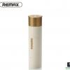 2500mAh Shell Remax Power Bank Bullet Shape -ทรงกระสุนปืน สีเงิน ราคา 359 บาท