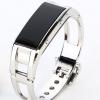 นาฬิกา Android นาฬิกาโทรศัพท์โทรได้ Smart Bracelet สีเงิน ราคา 1590 บาท จากปกติ 2590