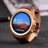 Zeaplus K18 Smartwatch 3G Wifi สีทอง นาฬิกาโทรศัพท์ วัดคลื่นหัวใจได้ ทรงกลม Round Watch Phone ราคา 5,900 บาท