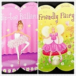 Tip-Toe Ballerina, Friendly Fairy