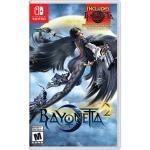 NS Bayonetta 2 : Eng
