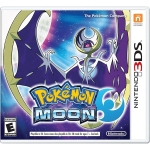 3DS Pokemon Moon : USA