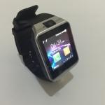 นาฬิกาโทรศัพท์ Smartwatch รุ่น DZ09 Watch Phone สีเงิน- ดำ (เมนูไทย) ราคาขาย 1,250 บาท