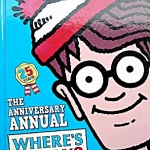 Where's Wally? The Anniversary Annual