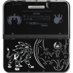 NEW NINTENDO 3DS XL [POKEMON SUN AND MOON EDITION] : USA