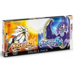 3DS Pokemon Duble Pack : JP