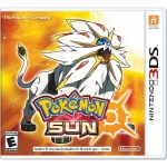 3DS Pokemon Sun : USA