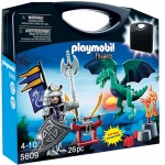Playmobil 5609 Carrying Case Dragon Knight Playset