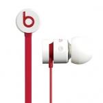 หูฟัง Beats Urbeats สีขาว สายแดง ราคา 690 บาท
