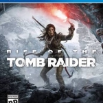 PS4 Rise Of The Tomb Raider : Eng