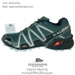 รองเท้า salomon speedcross 3 CS เทา-ขาว