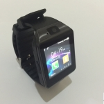 นาฬิกาโทรศัพท์ Smartwatch รุ่น DZ09 Watch Phone สีดำ ราคาขาย 1,250 บาท