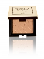 Merrez'Ca Finishing Pressed Powder # Bronze