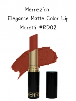 Merrez'Ca Elegance Matte Color Lip #RD02 Emiliano